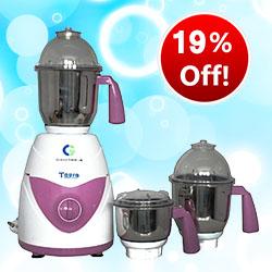 Crompton Greaves Taura Mixer Grinder Online, India - Pumpkart.com