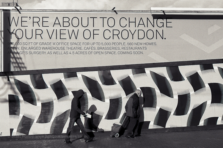 Message from Croydon