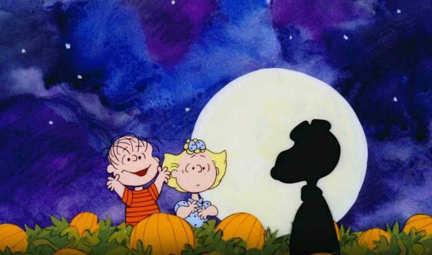Monster Island News: It's The Great Pumpkin Charlie Brown ...