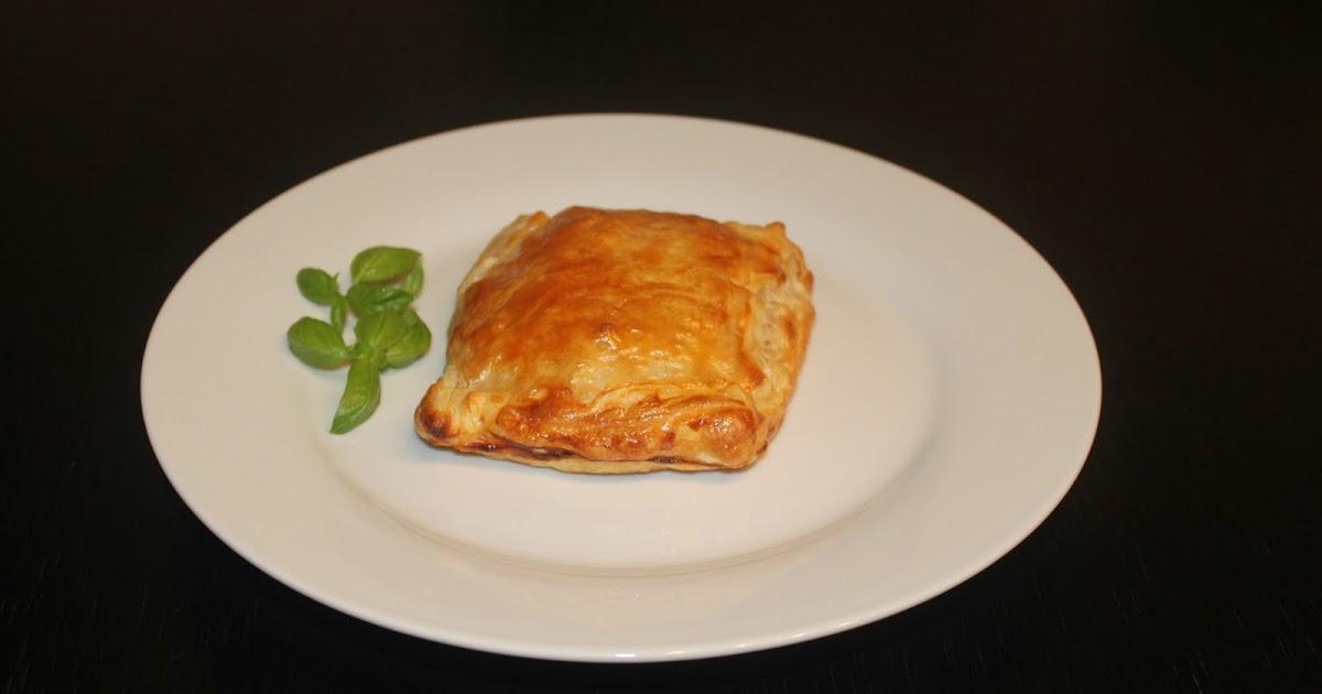 Cocinando con thermomix malaga hojaldre de bacalao y - Hojaldre de puerros y gambas ...