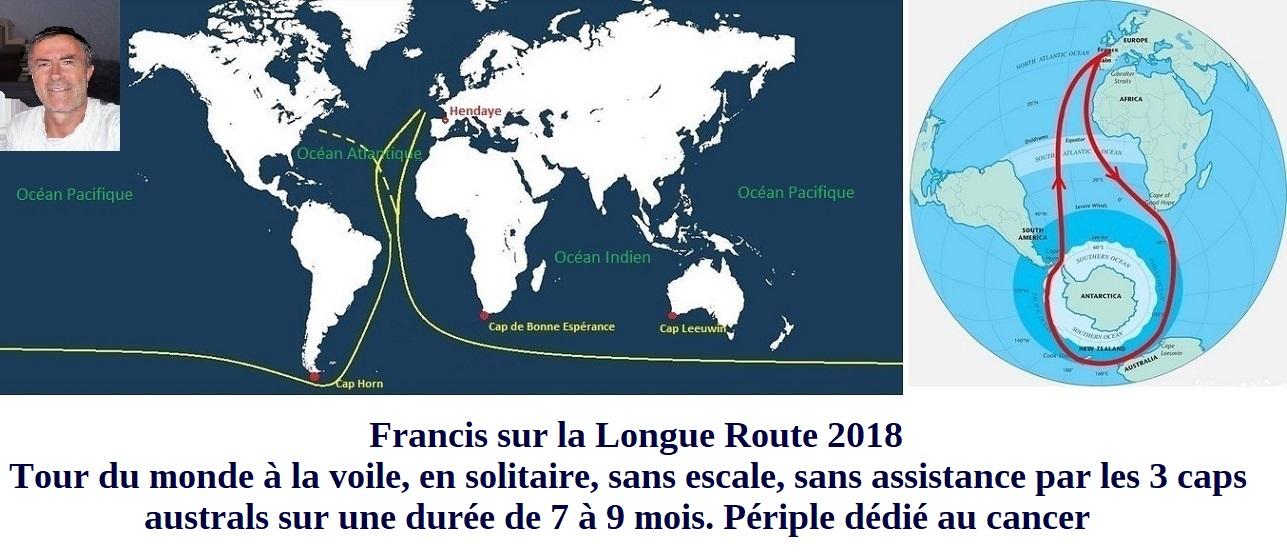 Francis Longue Route 2018
