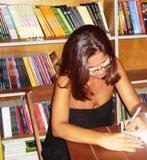 Lançamento do livro de contos em 2010