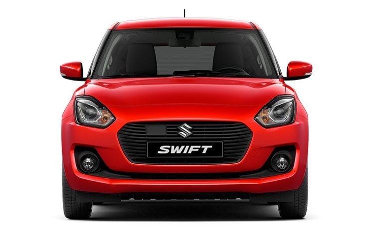 THE ALL-NEW SWIFT