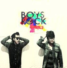 BOYS OF ROCK