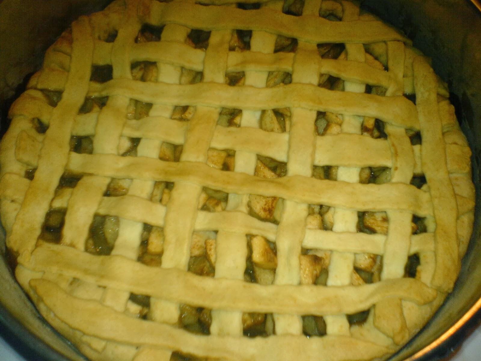 placinta americana, dulciuri, prajituri, retete de mancare, evenimente, retete culinare, cum se prepara placinta de mere cu aluat fraged