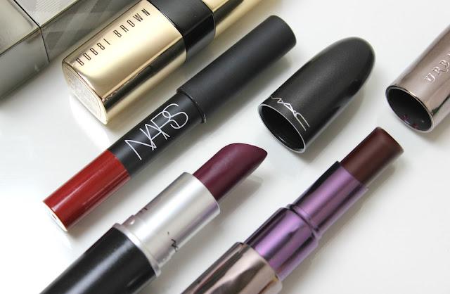 A picture of MAC Rebel Lipstick
