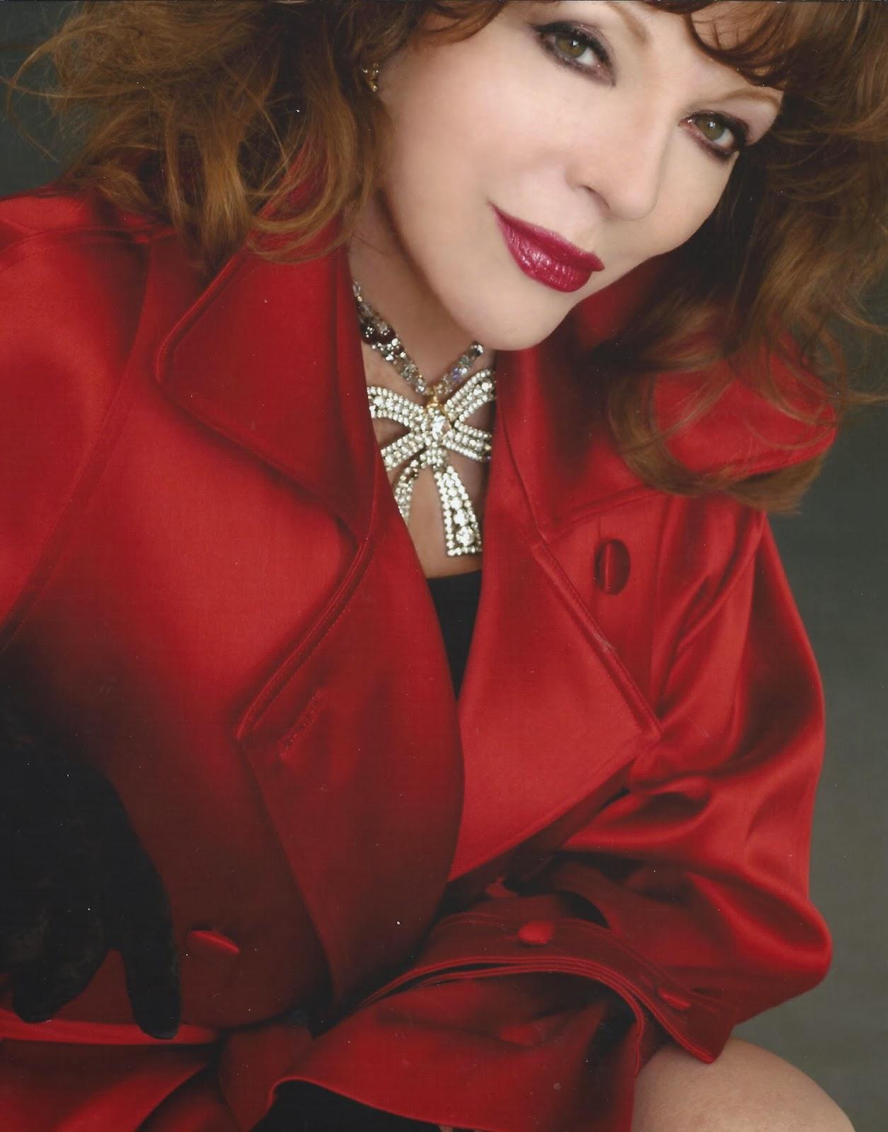 Joan looks sensationally super in this stunning promo shot