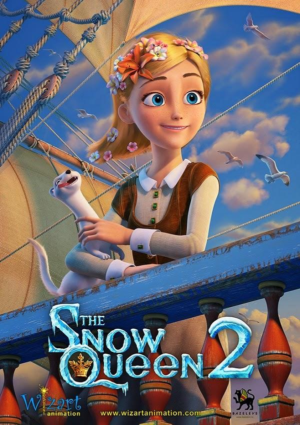 ดูการ์ตูน The Snow Queen 2 สงครามราชินีหิมะ ภาค 2
