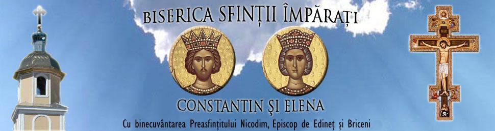 Biserica Sfintii Imparati Constantin si Elena, or. Edinet