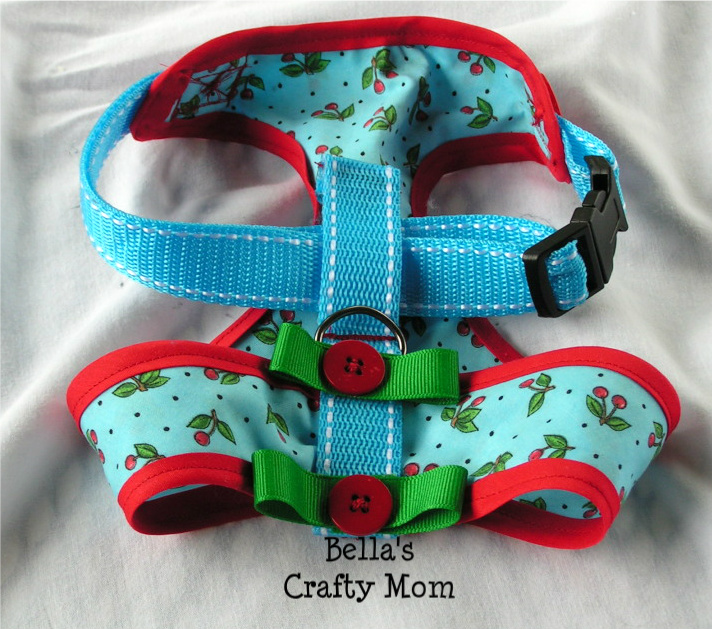 Diy Dog Harness For Large Doggs