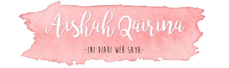 Aishah Qairina