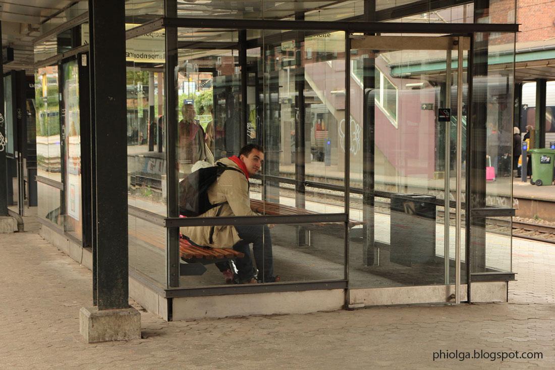 дания копенгаген схема метро