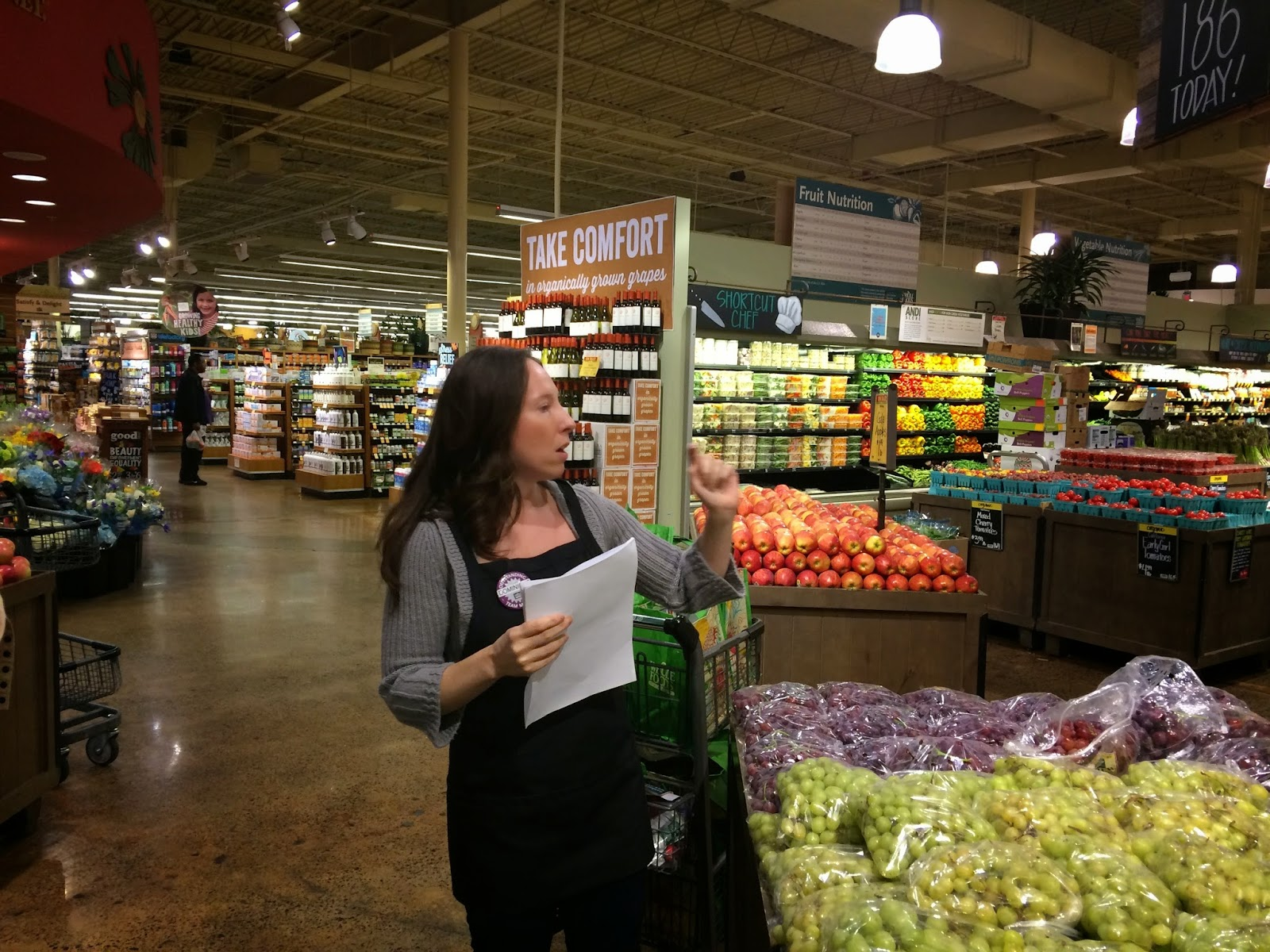 whole foods market its organic essay The problem with whole foods' plans for at the new whole foods market store in better compete in the increasingly crowded organic.