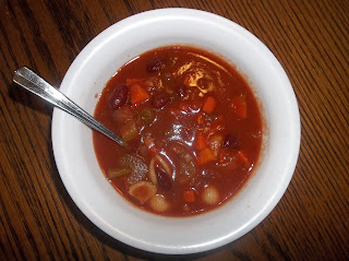 Easy Minestrone, Crock Pot Gourmet