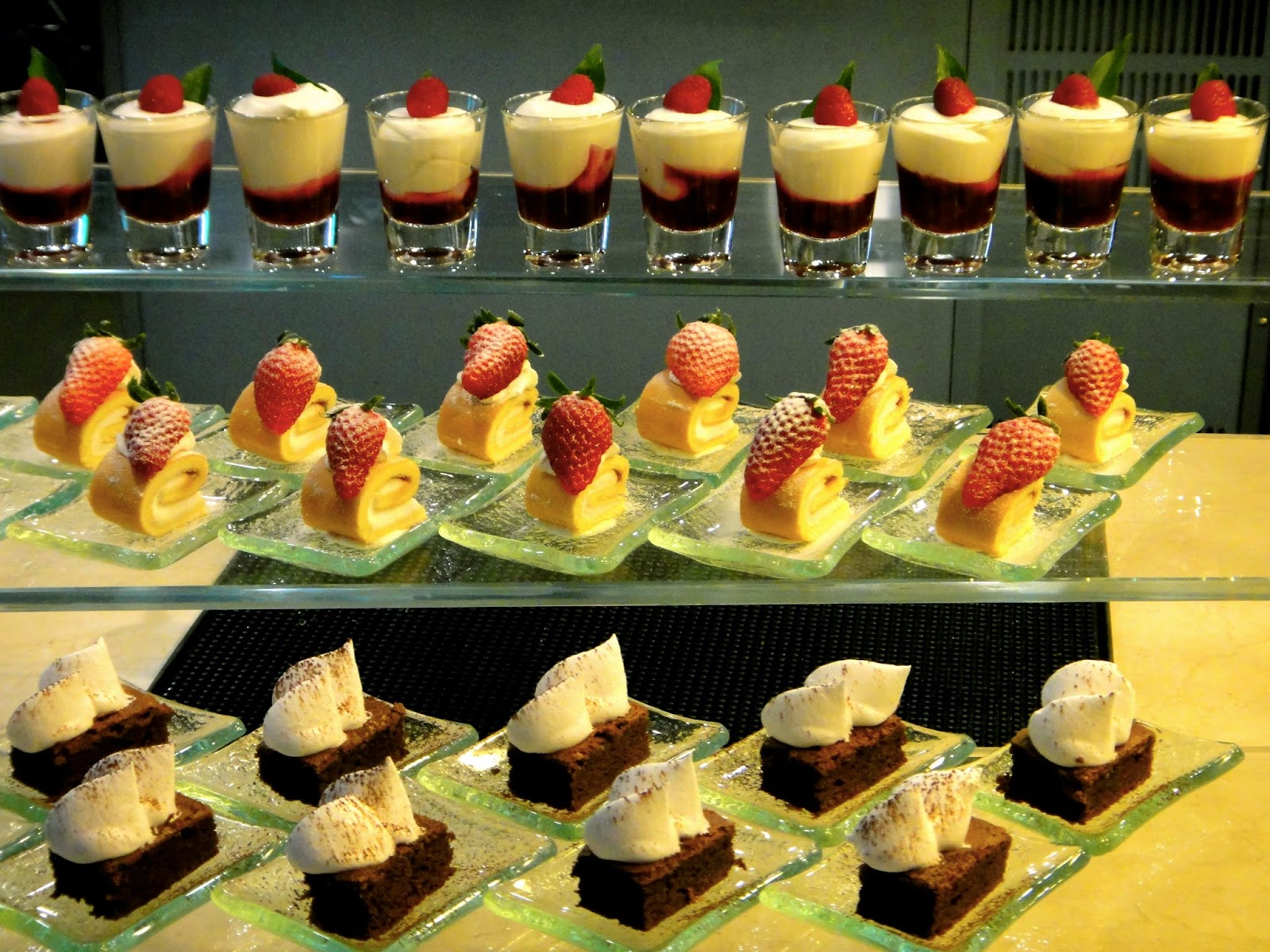 Todai Dessert Bar Marina Bay Sands Singapore