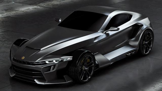 Aspid GT 21 Invictus Frotn Super Stylish Car in The World