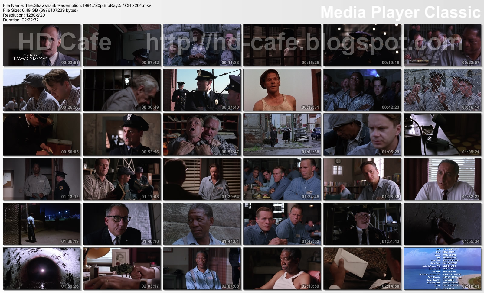 Shawshank redemption movie analysis