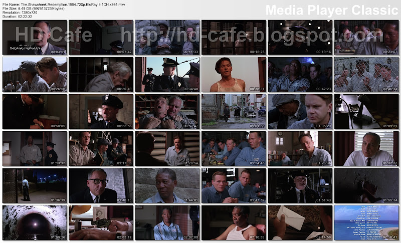 The Shawshank Redemption 1994 video thumbnails