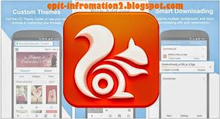 UC Browser Versi Terbaru 10.5.0 APK New Feature