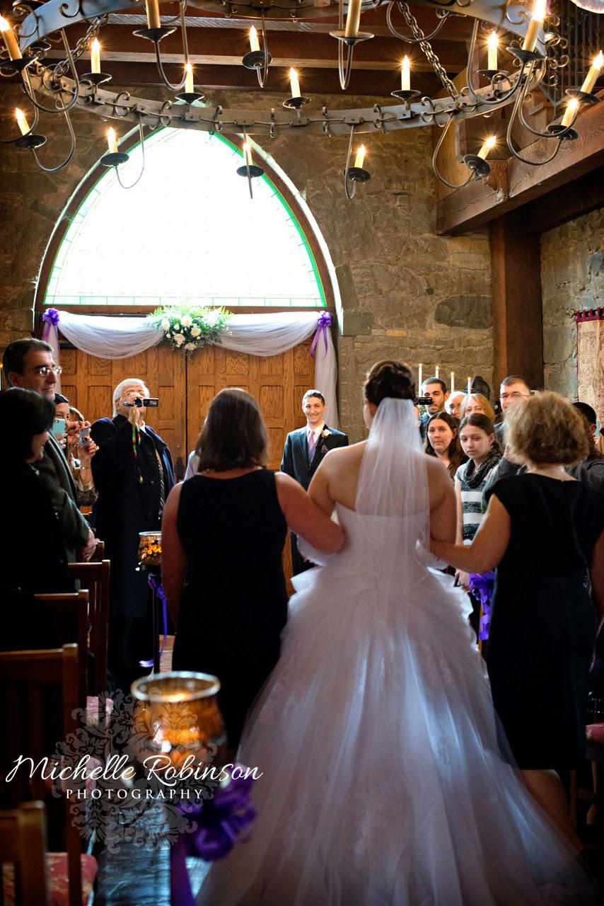 Jennifer robinson wedding