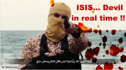 Isis evil