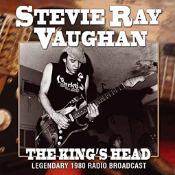 STEVE RAY VAUGHAN - The King's Head