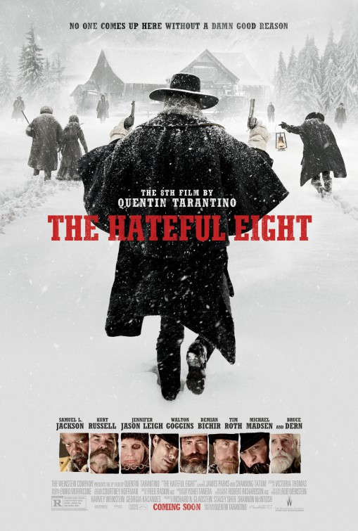 Tám Mối Hận - The Hateful Eight