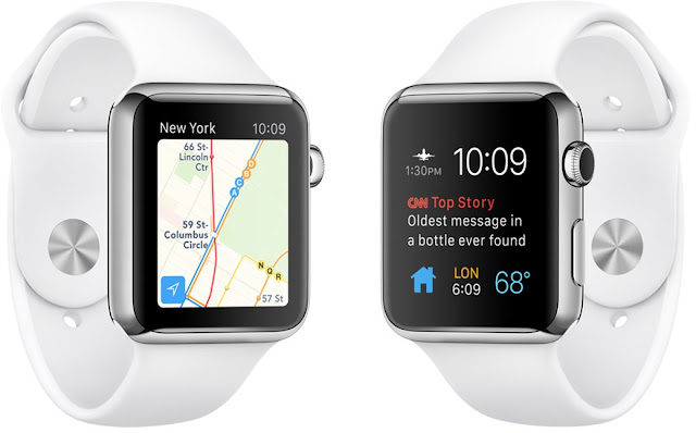 Apple lança watchOS 2.0