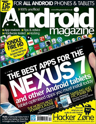 Android Magazine UK - Issue 17, 2012