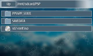PSP emulator langkah-2