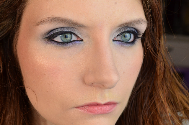 Make Up Look mit Urban Dive Bar
