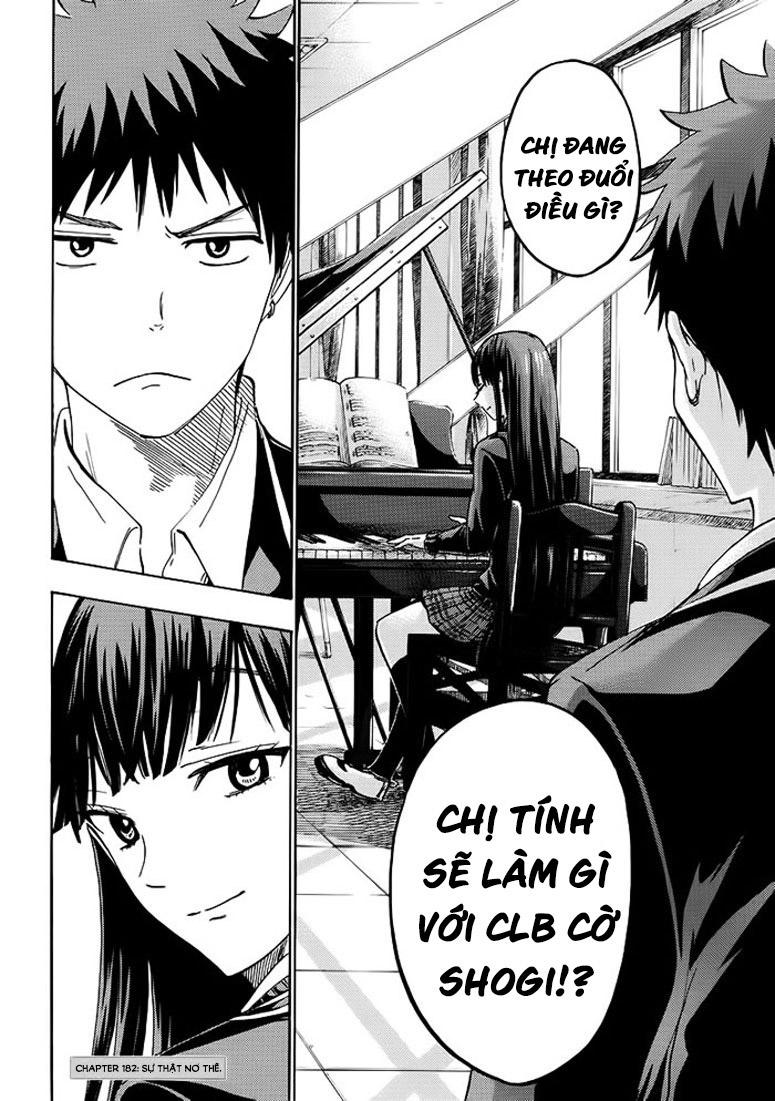 Yamada-kun to 7-nin no majo chap 182 page 3 - IZTruyenTranh.com