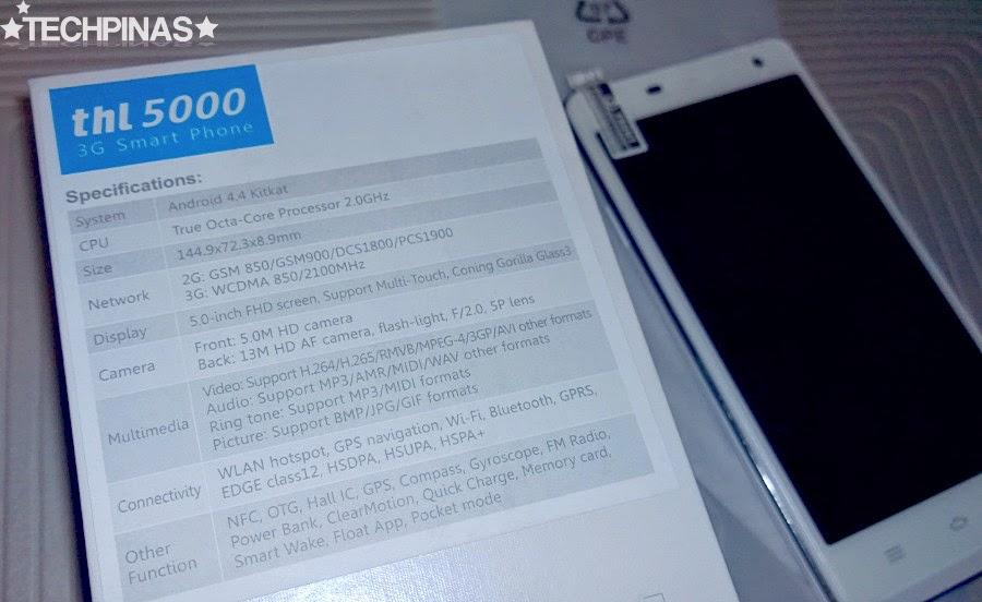 THL T5000