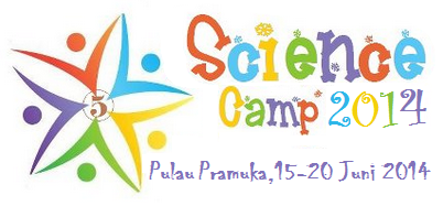 Event FOSCA : PIKIR (Science Camp) 2014