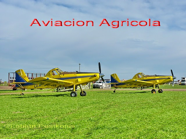 Aviacion Agricola