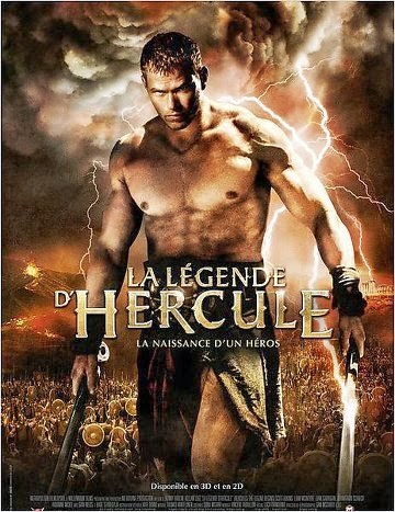 La Légende d'Hercule en Streaming