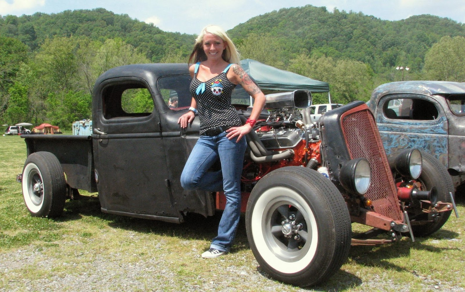 1940 Ford Pickup Street Rod Classic Muscle Car For Sale In 2016