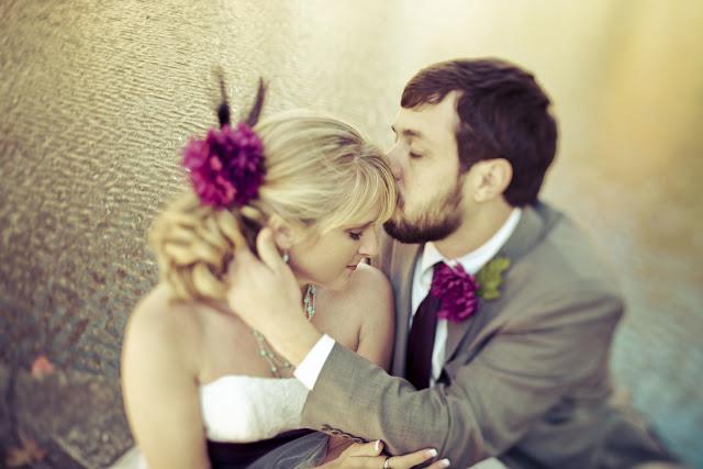 Purple Wedding | Kelly Is Nice Photography - www.kellyisnice.com