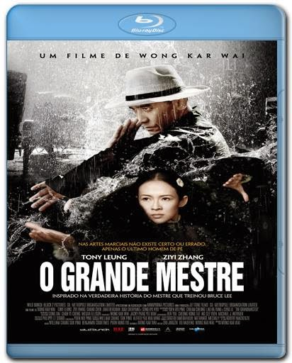 O Grande Mestre Bluray 720p + 1080p + AVI Dual Audio + RMVB Dublado BDRip