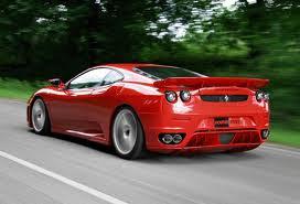 Ferrari F430 de Exposición