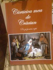 """""""Cărticica mea de crăciun""""-editura Maria Cristina- Câmpulung 2011"""