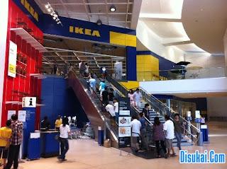 IKEA Tempat Belanja Murah di Bangkok