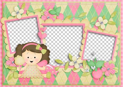 See Graph: Sweet Baby Photo Frame