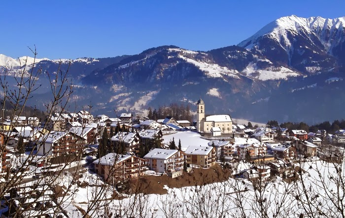Laax - The Top Ski Resorts in Switzerland