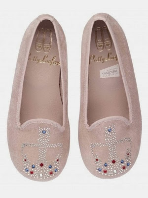 Pretty Loafers for little girls