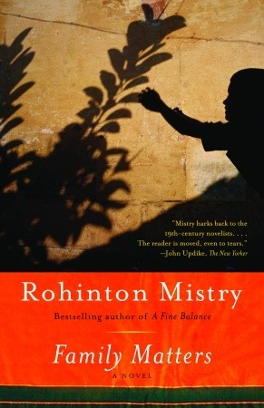 an analysis of the novel family matters by rohinton mistry Title length color rating : nikolai przhevalsky, explorer of central asia - how often do you sit and wonder about unfamiliar lands outside the current a study on.