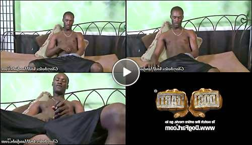 gay big black cock video