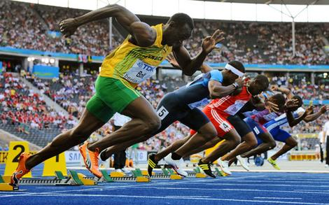 usain bolt running side view. usain bolt running side view death by 10 meters w