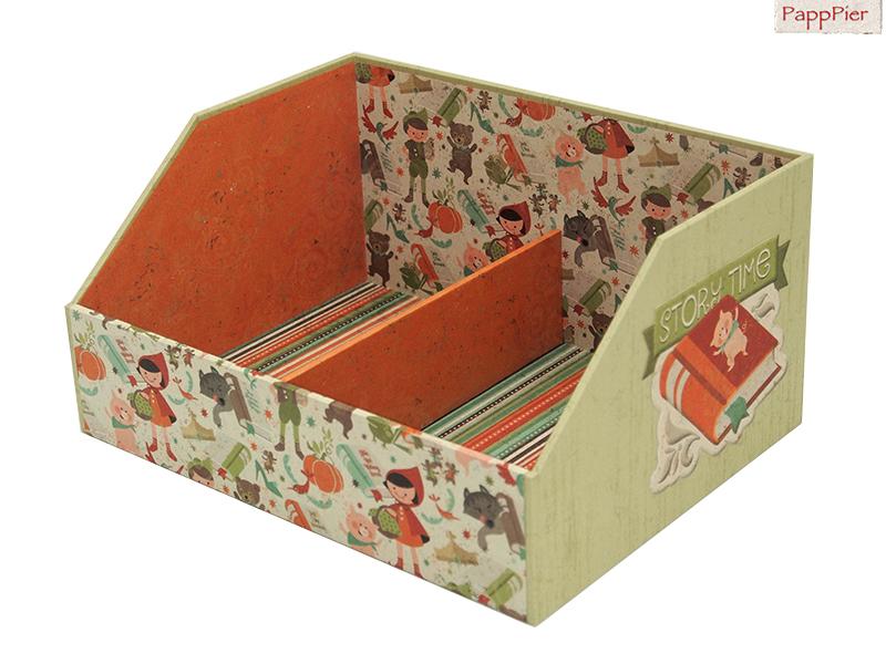 papppier aufbewahrungen f r 39 s kinderzimmer. Black Bedroom Furniture Sets. Home Design Ideas