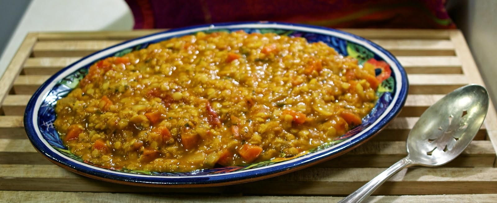 Red Lentil Stew: simplelivingeating.com
